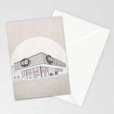 I Assure You, We're Open (clerks) Stationery Cards