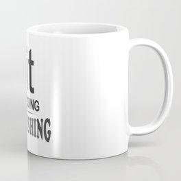 FCK IT IM GOING BOWFISHING Coffee Mug
