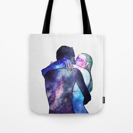 Just you gave me that feeling. Tote Bag