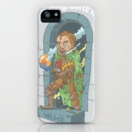 Totally Worth It iPhone Case