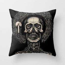 Catharsis Concept Throw Pillow