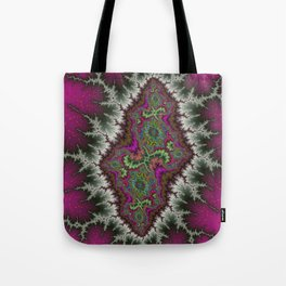 Fractal Abstract 61 Tote Bag