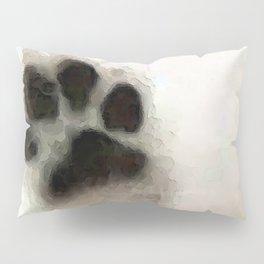 I Paw You - Dog Art By Sharon Cummings Pillow Sham