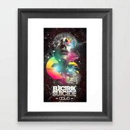 Im electric Framed Art Print