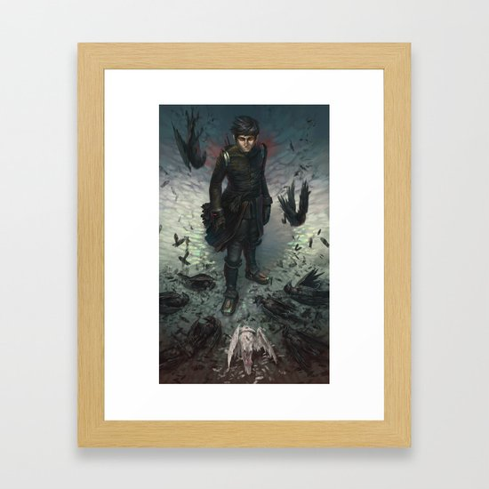 Crows by kylejorve