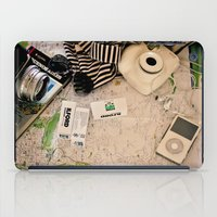 vintage map iPad Cases featuring Map by Carmen Moreno Photography