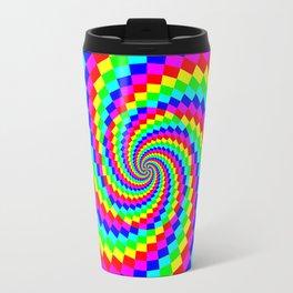 UV Sphere Top Illusion Travel Mug