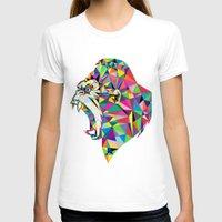 gorilla T-shirts featuring Gorilla by Narek Gyulumyan