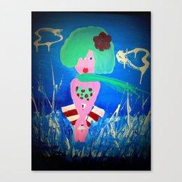 Vacance Canvas Print