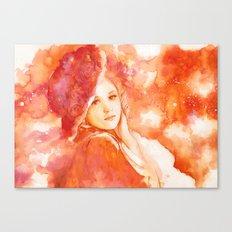 Princess Canvas Print