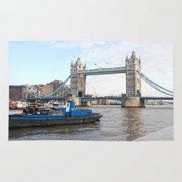 Tower bridge III Rug