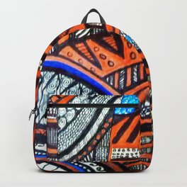 A City View Backpack