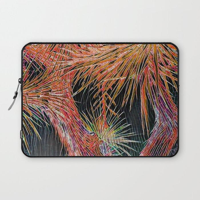 Joshua Tree Mosaic by CREYES Laptop Sleeve