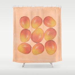 Mango Jango Shower Curtain
