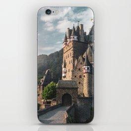 Sunrise At Castle Eltz, Germany iPhone Skin