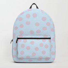 Self-love dots - Blue Backpack