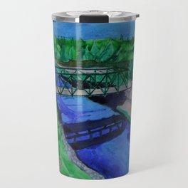 Island Bridge Travel Mug