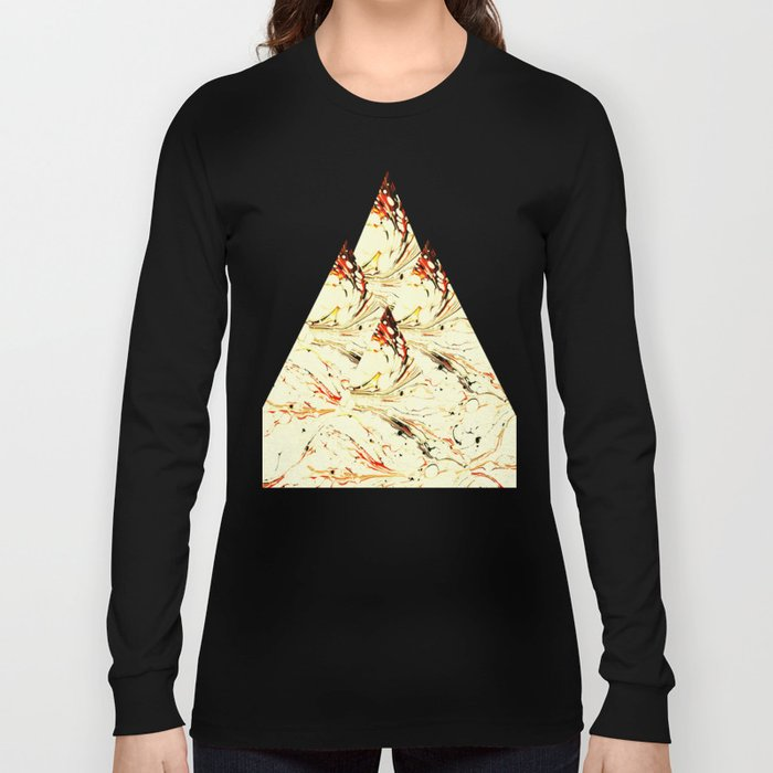 Glory Mountains Long Sleeve T-shirt