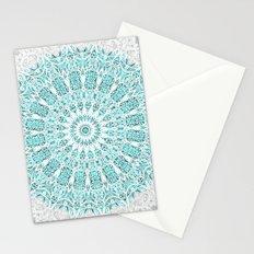 A Glittering Mandala  Stationery Cards