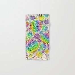 bursting bubbles are free Hand & Bath Towel