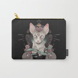 Sphynx - Dark Carry-All Pouch