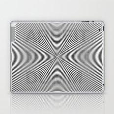 ARBEIT MACHT DUMM illusion Laptop & iPad Skin