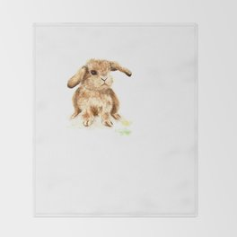 Little Lop 2012 Throw Blanket