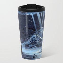 Frozen - Arendelle In Snow Travel Mug
