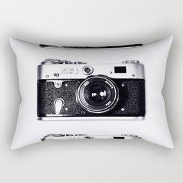 LIGHTS CAMERA CAMERA CAMERA ACTION Rectangular Pillow