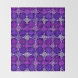 Op Art 158 Throw Blanket