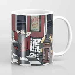 Nino's on a Friday Night Coffee Mug