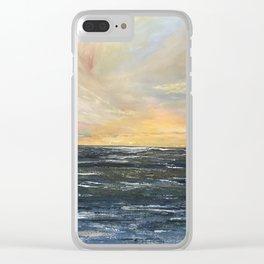 N/A Clear iPhone Case