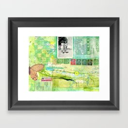 togther Framed Art Print