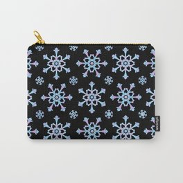 Let it Snow Mix 5 Midnight Version Carry-All Pouch