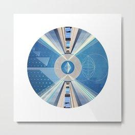 Lift Perspective Metal Print