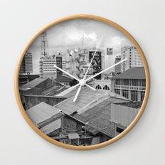 Phuket I Wall Clock