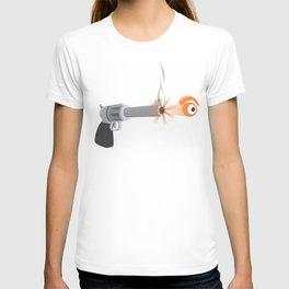 bullet eye T-shirt