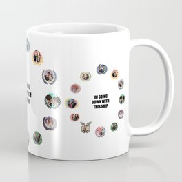 TW ALLIANCES CLOCK Coffee Mug