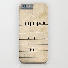 Gang Of Crows Slim Case iPhone 6s