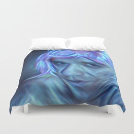 Self Portrait (2009) Duvet Cover