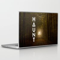 bastille Laptop & iPad Skins featuring Bastille - Haunt #2 by Thafrayer