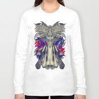 phoenix Long Sleeve T-shirts featuring PHOENIX by Galvanise The Dog