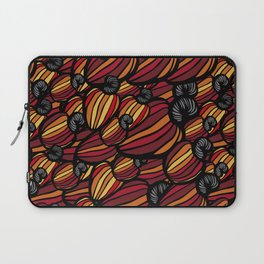 Tropical Cashew Apples Pattern Laptop Sleeve