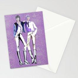 Fashion Illustration2 Stationery Cards