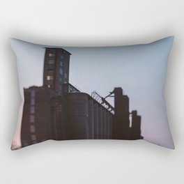 Rust Belt No 716 Rectangular Pillow