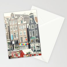 After The Rain - Amsterdam Stationery Cards