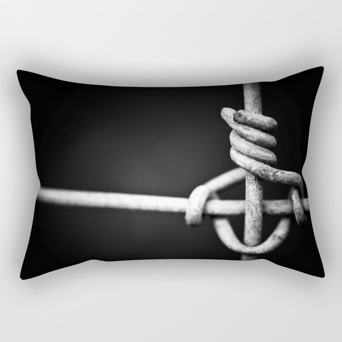 never let me go Rectangular Pillow