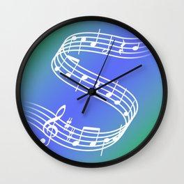 SuperScore Logo Wall Clock