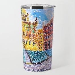 Colorful Milan Travel Mug