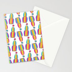 Circus Birdcages Stationery Cards